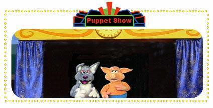 Outdoor Puppet Show